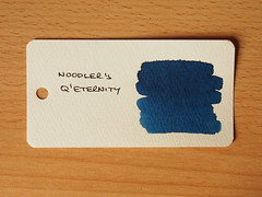 Noodler's Q'E-ternity - Word Card