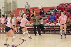 DJT_4182 (David J. Thomas) Tags: college sports athletics women volleyball arkansas bison scots naia batesville hardinguniversity lyoncollege