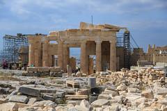 Acropolis 11 (ups80kft) Tags: ruins athens worldheritagesite parthenon greece acropolis canoneos mythology lightroom templeathena canon5dmarkiii