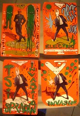 mc1984 re used stickers 2013 (mc1984) Tags: art flickr stickers rare reused détournement mc1984 2013 aleister236