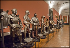 Hofburg's Armory 2764 (Zachi Evenor) Tags: vienna wien metal museum austria arms steel plate medieval armor sword knight armory swords osterreich armour middleages weapons hofburg 2014 armors  platemail        platearmor     zachievenor   imperialarmory     hofburgsarmory hofburgarmory hogburgs