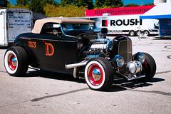 Hemi powered Ford Hot Rod