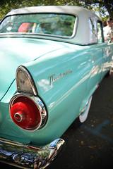 Ford Thunderbird (Graham Gibson) Tags: show ford car sony sigma orinda thunderbird f28 a7 30mm