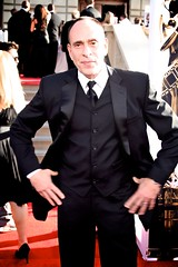 Actor Nestor Serrano