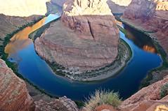 Horseshoe bend, Page, AZ (T.Monks) Tags: arizona river colorado bend ngc az canyon page horseshoe