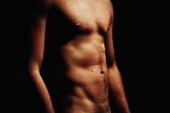 Self Protrait (Guilleont) Tags: man muscles self naked nude key body low human protrait torso autorretrato hombre cuerpo desnudo abdomen zenital cenital