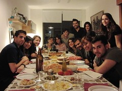 (Joan Pau Inarejos) Tags: amigos fiesta catalunya cumpleaos cena aniversari osona grupos 31anys provinciadebarcelona 31aniversari aniversarijoanpau2014 aniversaripau2014
