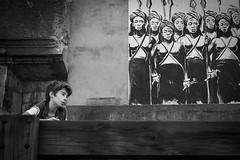 The Street Photography Journal (Julien NGUYEN-KIM) Tags: voyage street city travel people blackandwhite paris seine digital 35mm blackwhite fuji noiretblanc candid streetphotography documentary 18mm xpro1 fujixpro1 photographersontumblr