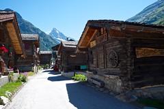 Zinal 2 (jfobranco) Tags: switzerland suisse dam wallis barrage valais zinal anniviers valdanniviers moiry