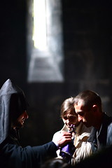 in Keghart (Hovork, wherefore and why.) Tags: armenia armenianchurch geghard keghart