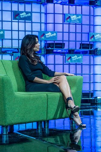 Desperate Housewives Actress Eva Longoria At Web Summit 2014 Ref-1069
