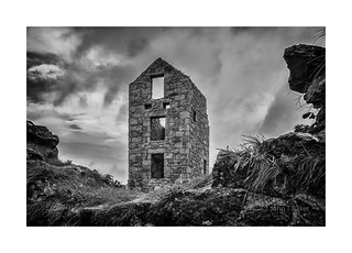 Abandoned Tin Mine