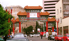 "Entrance to Portland's Chinatown • <a style=""font-size:0.8em;"" href=""http://www.flickr.com/photos/34843984@N07/15545474535/"" target=""_blank"">View on Flickr</a>"