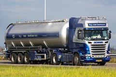 h.j. van Bentum (Foto Wildschut) Tags: tanker scania 96bdd5