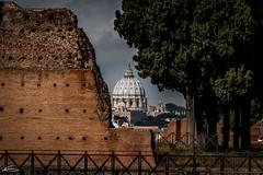 Peek through centuries (RobMenting) Tags: roma italië