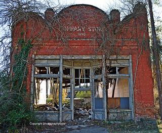 1890 Company Store Abandoned Ruins