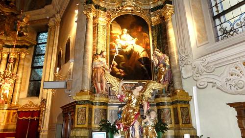 2014-N417 Welsberg Kirche innen