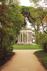 Parque el Capricho (R.Elicer) Tags: madrid park parque espaa naturaleza nature greek spain baco romanticism elcapricho neoclasicismo