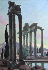 IMG_1646 Pierre Henri Ducos de la Halle.  1889-1972. (jean louis mazieres) Tags: france museum painting musée peinture museo cognac peintres