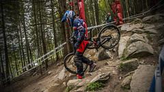 ragot (phunkt.com) Tags: world mountain bike norway race championship champs keith valentine downhill uci 2014 hafjell phunkt phunktcom
