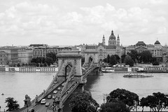 Stunning view from Buda Castle (Luca Reggiani) Tags: budapest castello ungheria