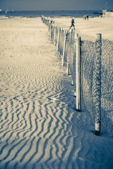 Strandbebauung