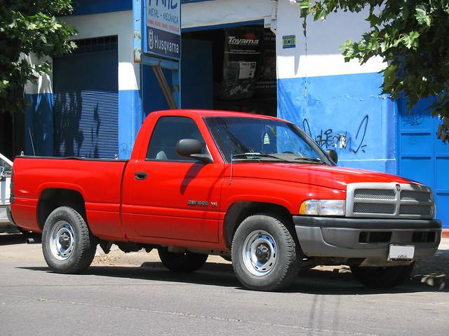 4x4 pickup dodge ram 1500 camionetas ram1500 dodge1500 ramv6