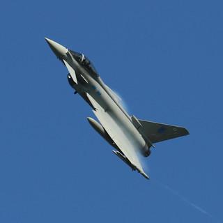 RAF Typhoon ZK320