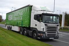 ASDA Scania PK60HSA - Widnes (dwb transport photos) Tags: truck asda scania widnes pk60hsa