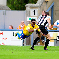 "Dorchester Town v Bristol Rovers 251014 • <a style=""font-size:0.8em;"" href=""https://www.flickr.com/photos/125622569@N04/15634016155/"" target=""_blank"">View on Flickr</a>"