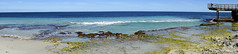 North Beach Coast panorama