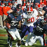 Clemson vs. Virginia - 2008 Photos