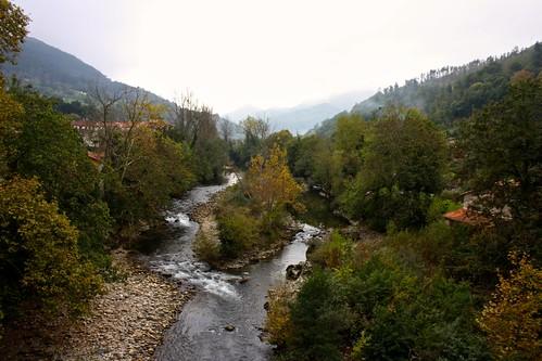 Sella River / Río Sella, Cangas de Onís