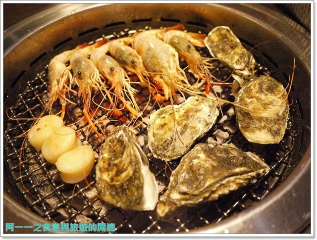 板橋捷運新埔站美食吃到飽燒肉眾烤肉海鮮牛肉image045