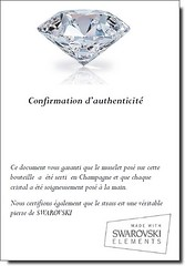 "certificat swarovski Champagne Baroni • <a style=""font-size:0.8em;"" href=""http://www.flickr.com/photos/55864099@N00/15650484339/"" target=""_blank"">View on Flickr</a>"