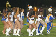 D111685A (RobHelfman) Tags: losangeles dancers band highschool homecoming crenshaw