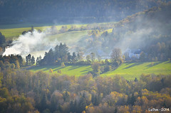 Campagne Auvergnate (La Pom ) Tags: central des auvergne chaine volcan massif puys