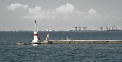 SeaSide Story (tSos Greq) Tags: port puerto greek view greece thessaloniki salonica selanik macedonian tiimeless solun greecemacedonia
