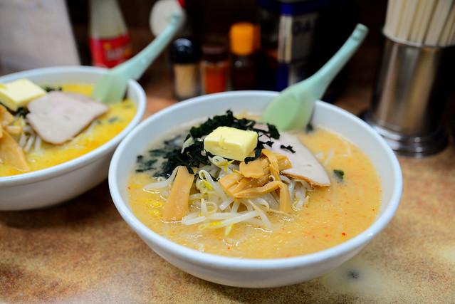 日本 青森–特別的風味– 味の札幌 大西