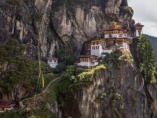 Paro Taktsang Monastery