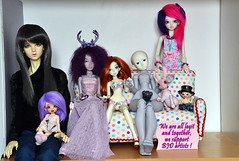 #proBjdArtists (Sendell_Caramdir) Tags: dark doll dolls tales bjd once soony sarang mayfair fairyland alvin upon noble legit pongpong toki chimres leeke mihael tendres lillycat raphia recast minifee asella ouad loonette cerisedolls pukifee realpuki ehowinn pandalilou lyseron probjdartists probjdartists