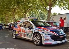 Peugeot 207 Super 2000 by Twister Corse (MattiaDeambrogio) Tags: del 2000 corse rally super twister peugeot s2000 207 asti tartufo canelli peugeot207 super2000 peugeot207super2000 rallydeltartufo twistercorse rallydeltartufo2014