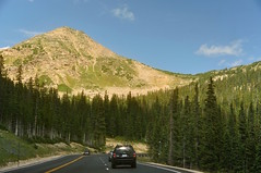 On the Road, CO (faungg's photos) Tags: travel trees usa mountain west green nature landscape us scenery colorado scenic western co    onroad