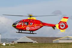 EC-135 G-GWAA (egbjdh) Tags: life uk paul photography airport aircraft aviation air great flight gloucestershire ambulance helicopter gloucester western bond services staverton beale ec135 emergemcy ec135t2 gwaa egbj paulbeale november2014 ggwaa