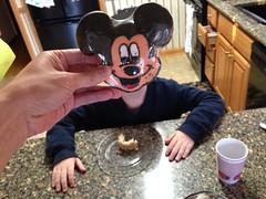 Happy Birthday Mickey ! (R.O.Y.G.B.I.V.) Tags: cookie mickeymouse waltdisney november18 happybirthdaymickeymouse