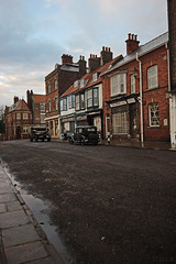 Walmington-on-sea - High Street (S.L.R) Tags: street film set army high wwii ww2 dads filming 1944 bridlington walmingtononsea
