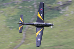 ZF341 Tucanno (Barry Swann) Tags: machloop wales lowlevel flying