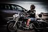 Harley Davidson (Olivier DESMET) Tags: olivierdesmet street streetphoto photosderue candid moto harleydavidson canon eos 6d tamron 70300vcusd sp70300 tamron70300mm