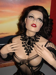 Decter Mannequin SIN (capricornus61) Tags: decter display mannequin sin shop window doll dummy dummies figur puppe schaufensterpuppe model woman face art indoor home sammeln collecting hobby