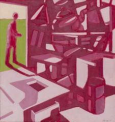 η φύση των πραγμάτων Ι (2009) - λάδι (70Χ66)